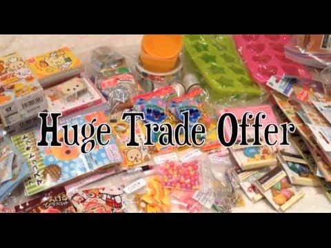 Huge Trade Offer (Part 1) *CLOSED*