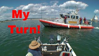 Coast Guard  - Boat Safety Inspection
