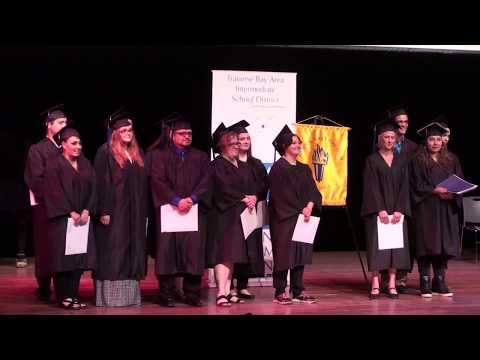 Adult Education Graduation 2017