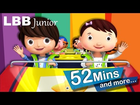 Rollercoaster Song | And Lots More Original Songs | From LBB Junior!