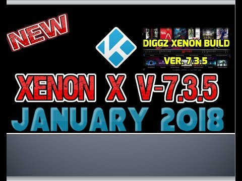 How to Install  The DIGGZ Xenon X BUILD  v7.3.5 || EVERYTHING IS INSIDE || SUPERB