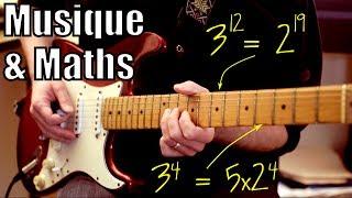 Les mathématiques de la musique (avec Vled Tapas) —Science étonnante #41
