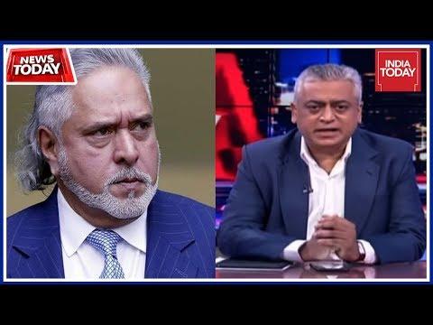Mallya's Bomb On Arun Jaitley : Sambit Patra Vs Sanjay Jha Face Off | News Today With Rajdeep