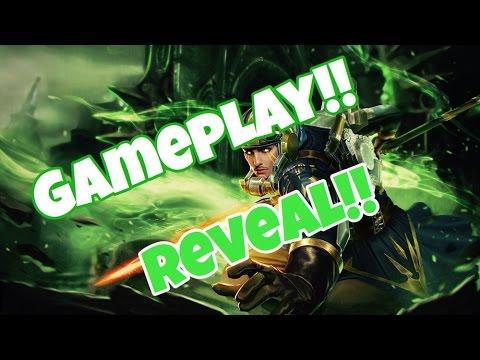 Vainglory - Idris NEW HERO GAMEPLAY HEROIC PERK AND ABILITIES!!!