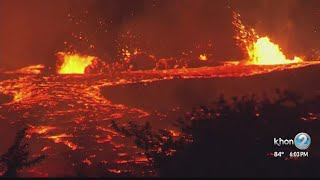 New fissures open, lava becomes more fluid in Leilani Estates