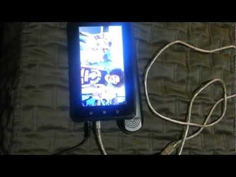 Zeki Tablet to Mouse, Keyboard, flash usb