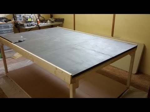 Gaming Table Project Part 1
