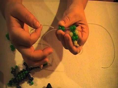 Lizard Keychain Tutorial