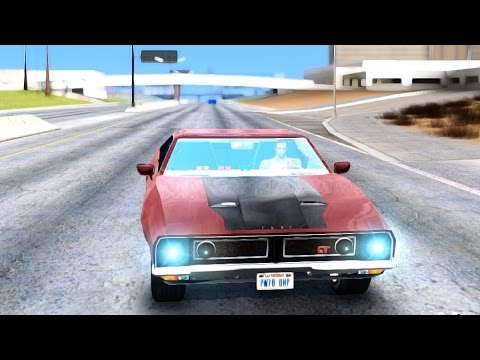 Ford XB Falcon Gt - GTA San Andreas