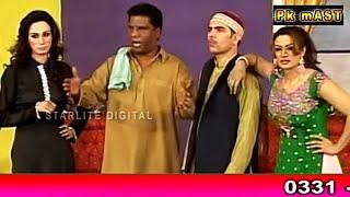 Tann Mann Pyassa New Pakistani Stage Drama Full Comedy Show 2015