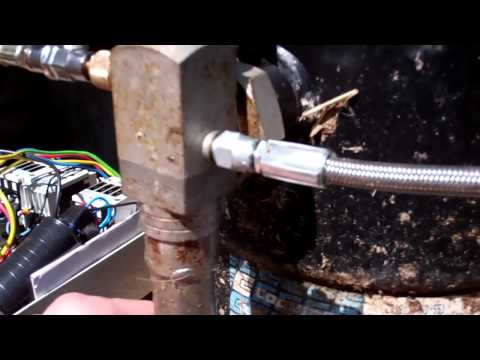 Low Pressure Switch Replacement