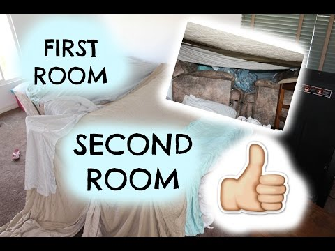 HOW TO MAKE A TWO ROOM FORT