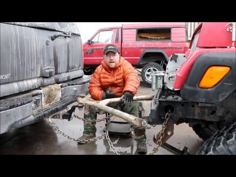 How to Flat Tow your JEEP Wrangler