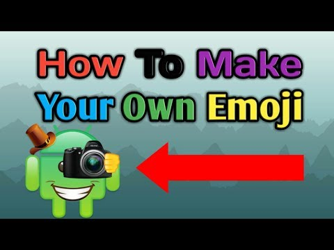 How to make your own Emoji on Android no root
