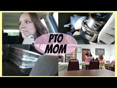 Food wasn't ready!!! | PTO MOM VlOG