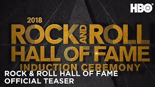Rock & Roll Hall of Fame Induction Ceremony (2018) | HBO