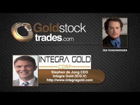 Integra Gold (ICG.V or ICGQF): Quebec's Next High Grade Gold Producer