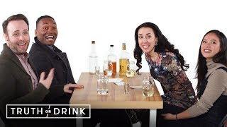Double Blind Date (Bernard & Brendan vs. Megan & Pauline) | Truth or Drink | Cut