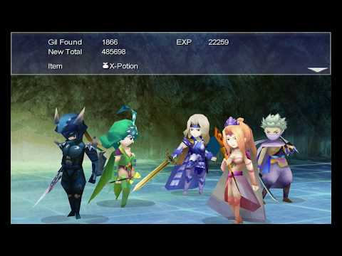 Final Fantasy IV (PC) #30 Adamant Armor / Onion Sword