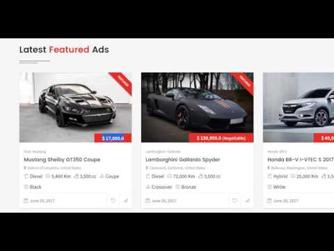 How to change Currency Setting in Carspot WordPress Theme