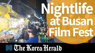 Download Nightlife at Busan Film Fest Video