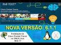 Instalação do Packet Tracer 6.1.1 no GNU/Linux Mint - Aula: #001