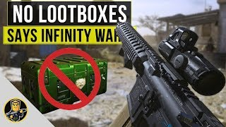Infinity Ward says NO LOOTBOXES in Modern Warfare!