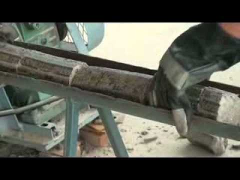 Make Wood Briquette and Wood Pellet Together
