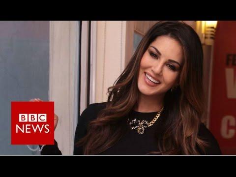 Xxx Mp4 Sunny Leone I 39 M OK With My 39 Sexy 39 Image BBC News 3gp Sex