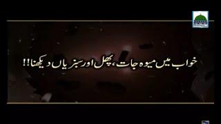 Khuwab Main Mewah Jaat, Sabziyan aur Phaal Dekhna - Khuwab ki Tabeer