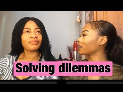 MY FRIEND IS GAY AND I HATE HOMOSEXUALS?? - SOLVING DILEMMAS W/ MY MAMA | Stephaine Uba