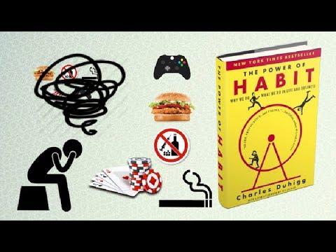 How to change bad habit! Charles Duhigg