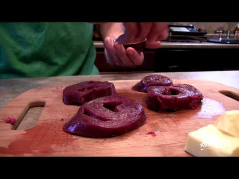 How to Cook Venison Deer Heart Recipe EASY!!