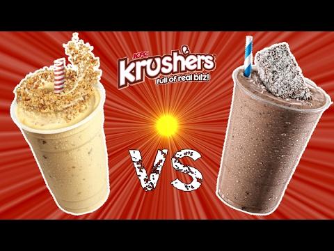 KFC GOLDEN GAYTIME VS LAMINGTON KRUSHERS