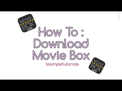 How To : Download Movie Box iOS 8