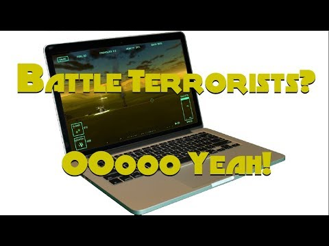 Close Air Support Hero on Mac Computers!? YEAH!