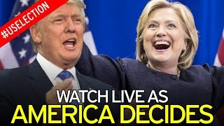 Presidential Election 2016 Results Online Coverage | Voting: Now Is The Time! Hillary vs Trump
