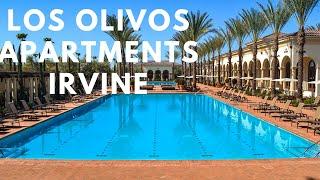 Tour Of Los Olivos Apartments In Irvine , California