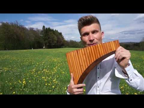 Because he lives - Weil Jesus lebt | David Döring - Panflute | Flauta de Pan | Panpipe