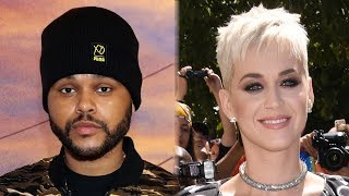 Katy Perry & The Weeknd SPOTTED On Date & Spark Relationship Rumors