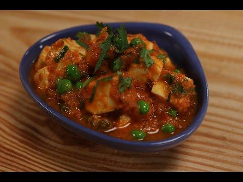 Paneer Matar | 5 Best Paneer Recipes | Chef Anupa | Sanjeev Kapoor Khazana