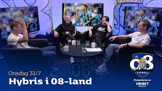 08 Fotboll: Hybris i 08-land