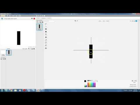 Scratch - Pong Part 1 tutorial