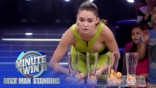 Bouncer | Minute To Win It - Last Man Standing