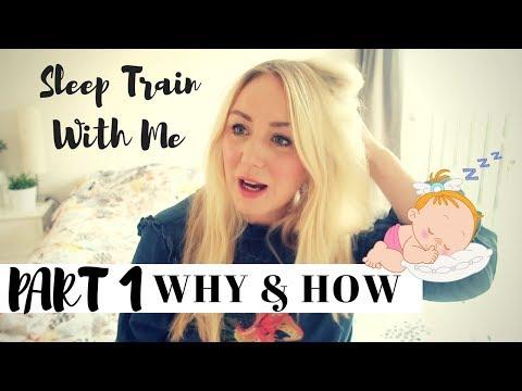 SLEEP TRAINING MY BABY #1 - Why & How | SJ STRUM