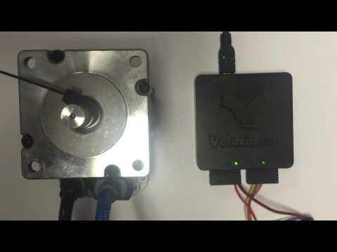 Ace PLC High Speed Example with Motion Motor