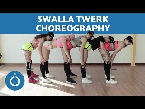 Jason Derulo Swalla - Twerk Choreography