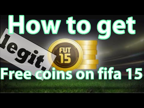 How to get free coins on fifa 15/16 on android