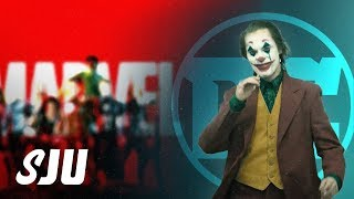 Can Marvel Compete with Joker?   SJU