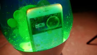 iPhone 6 Dropped Inside a Lava Lamp!